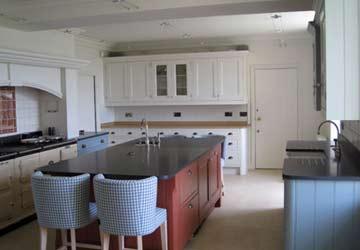 Bespoke kitchens - view 1